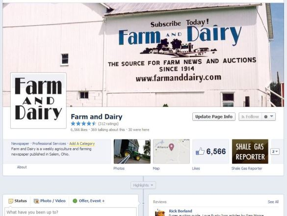 Farm and Dairy FB